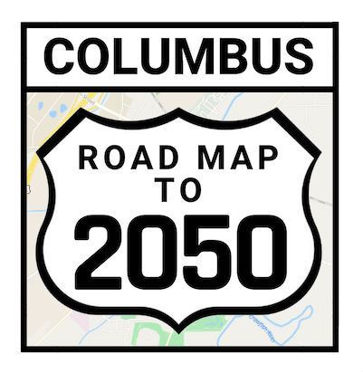 Road Map to 2050 logo color