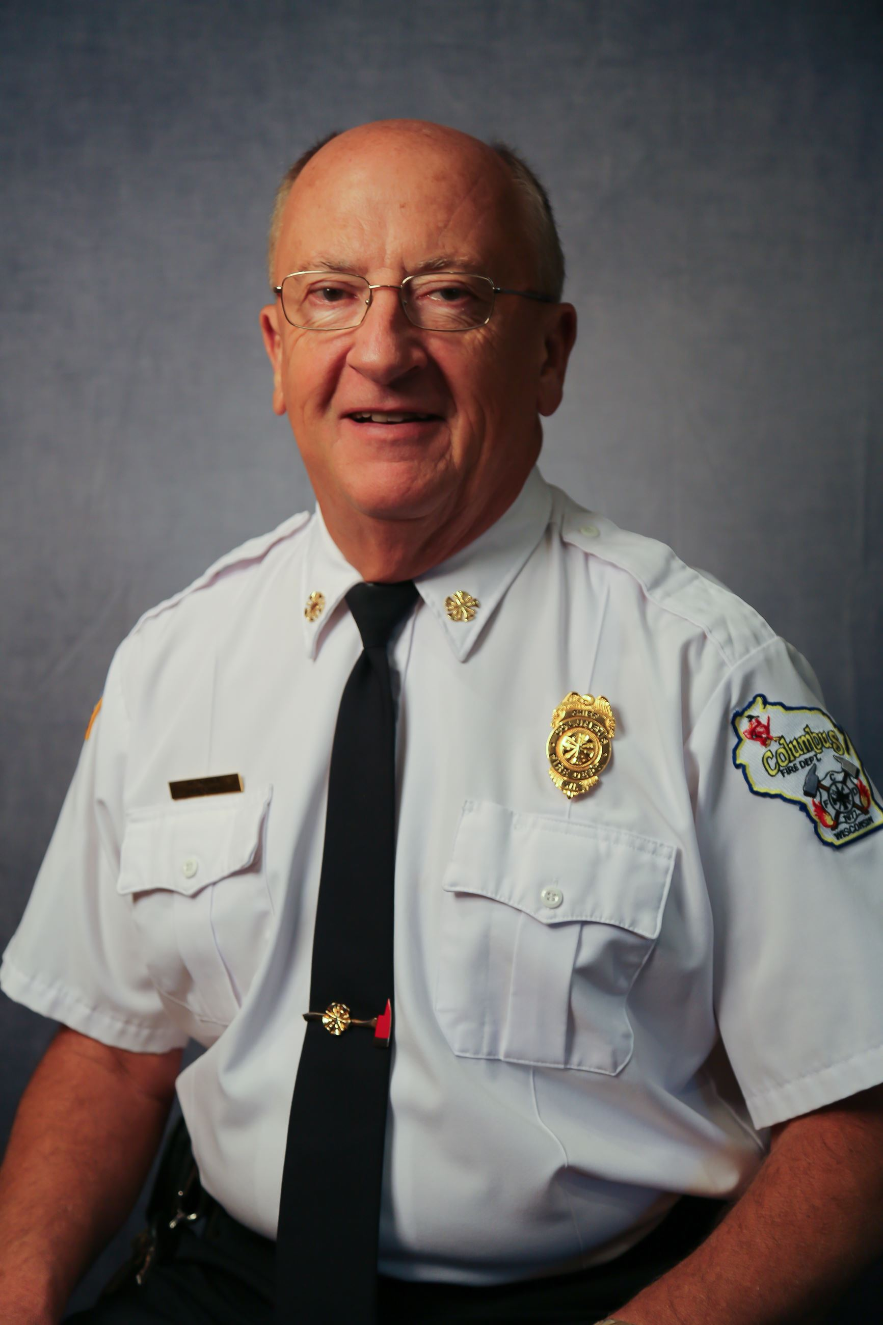 Fire Chief Randy Koehn