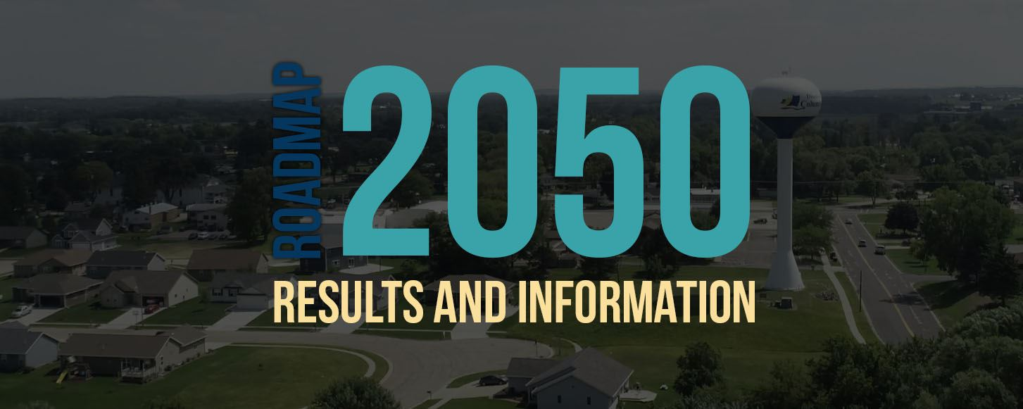 Click for Roadmap 2050 Results and more