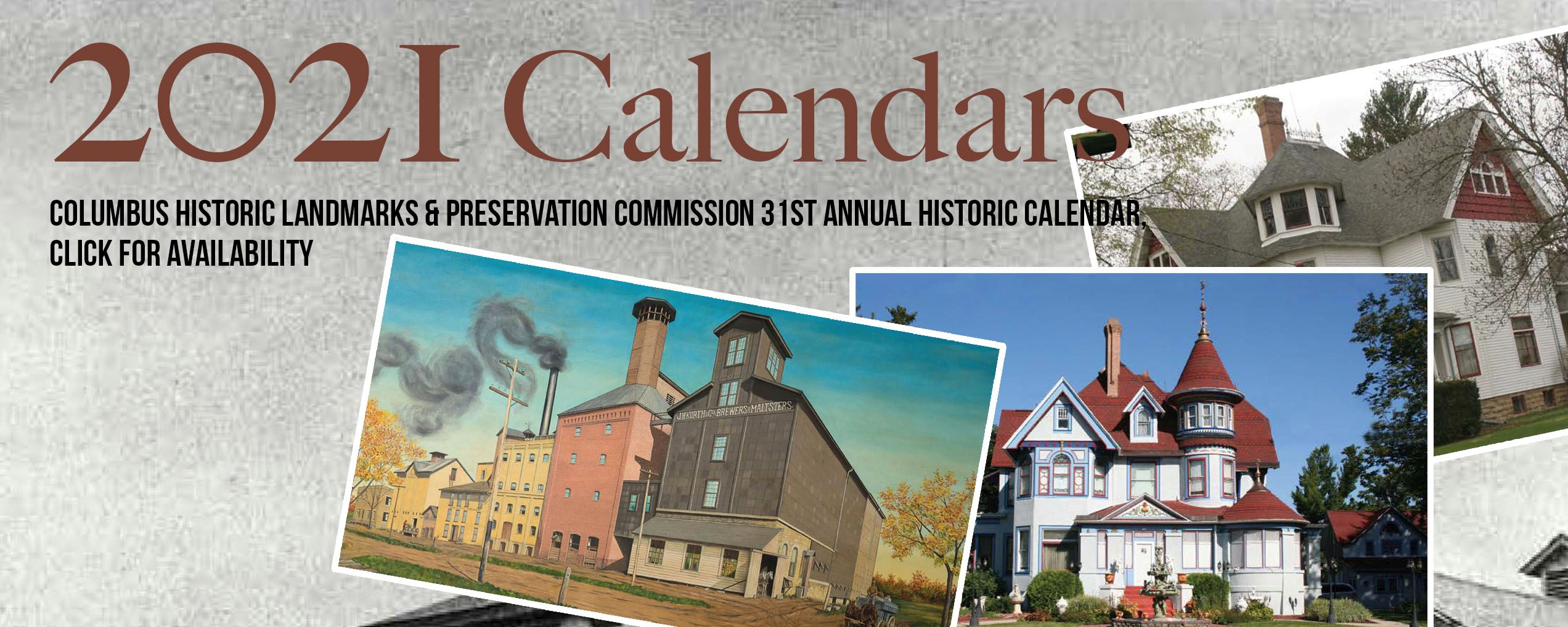 HLPC Calendars now available
